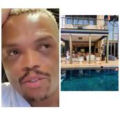 What, So Mohale Decided To Leave All This Behind And Served Somizi With The Divorce Papers?