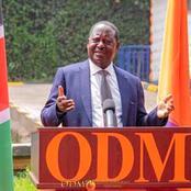 Alai   Defends  ODM Leader Raila Odinga