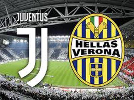 Morata & Dybala In, Ronaldo Out - Juventus Lineup Vs Verona.