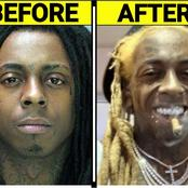 Stop Drug Abuse: See Transformation Pictures Of Lil Wayne