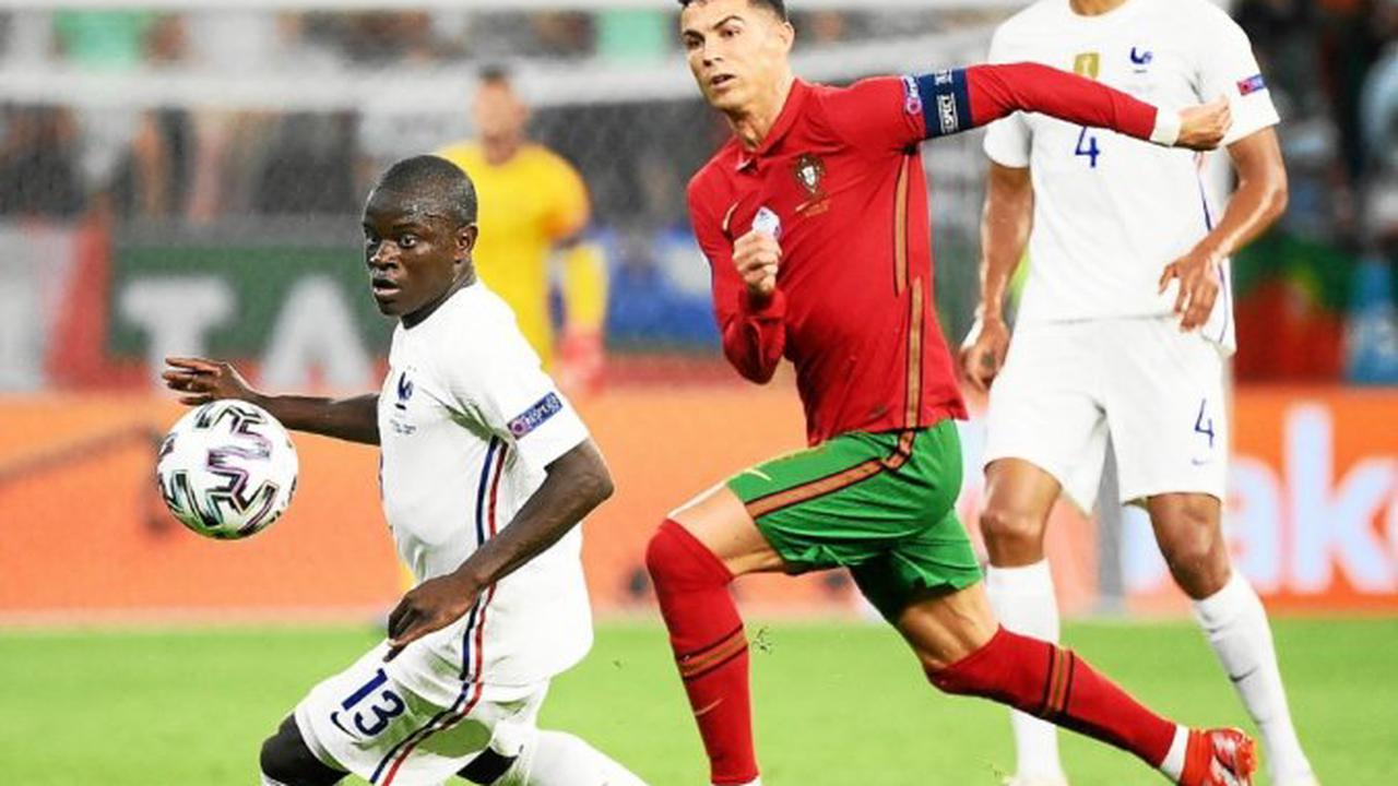 Euro 2020. Le carnet de notes des Bleus à la mi-temps face au Portugal
