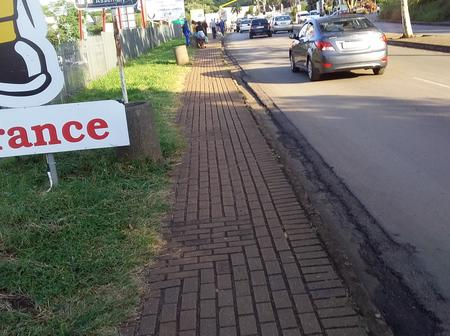 Opinion: Workers walk kilometers from Tzaneen town for hitch hiking.