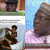Video : Show The LGBT Community Love And Compassion, Stop Treating Them As Animals - Inusah Abdulai