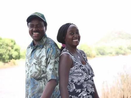 High School Love; Kalonzo Reveals Where He Met His Wife