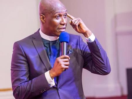[Video] Prophet Oduro Fires NPP, Prays God Judges Them