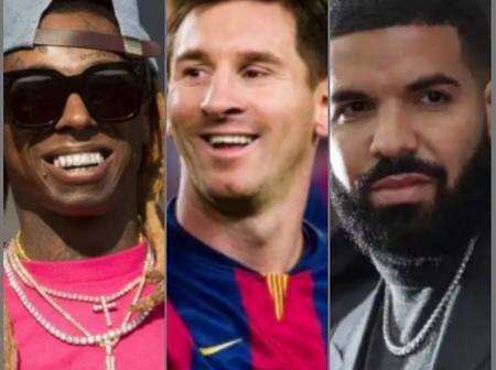 Between Messi, Lil Wayne And Drake, Who Is Richer?