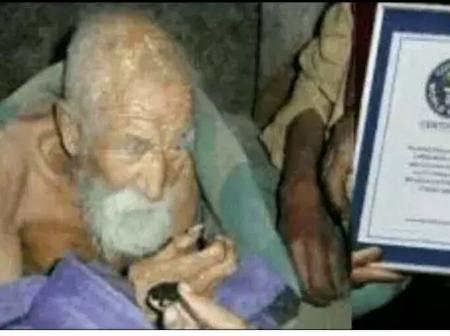 Finally Death Has Forgotten About Me, 176 Year Old Man Cries Out, South Africa