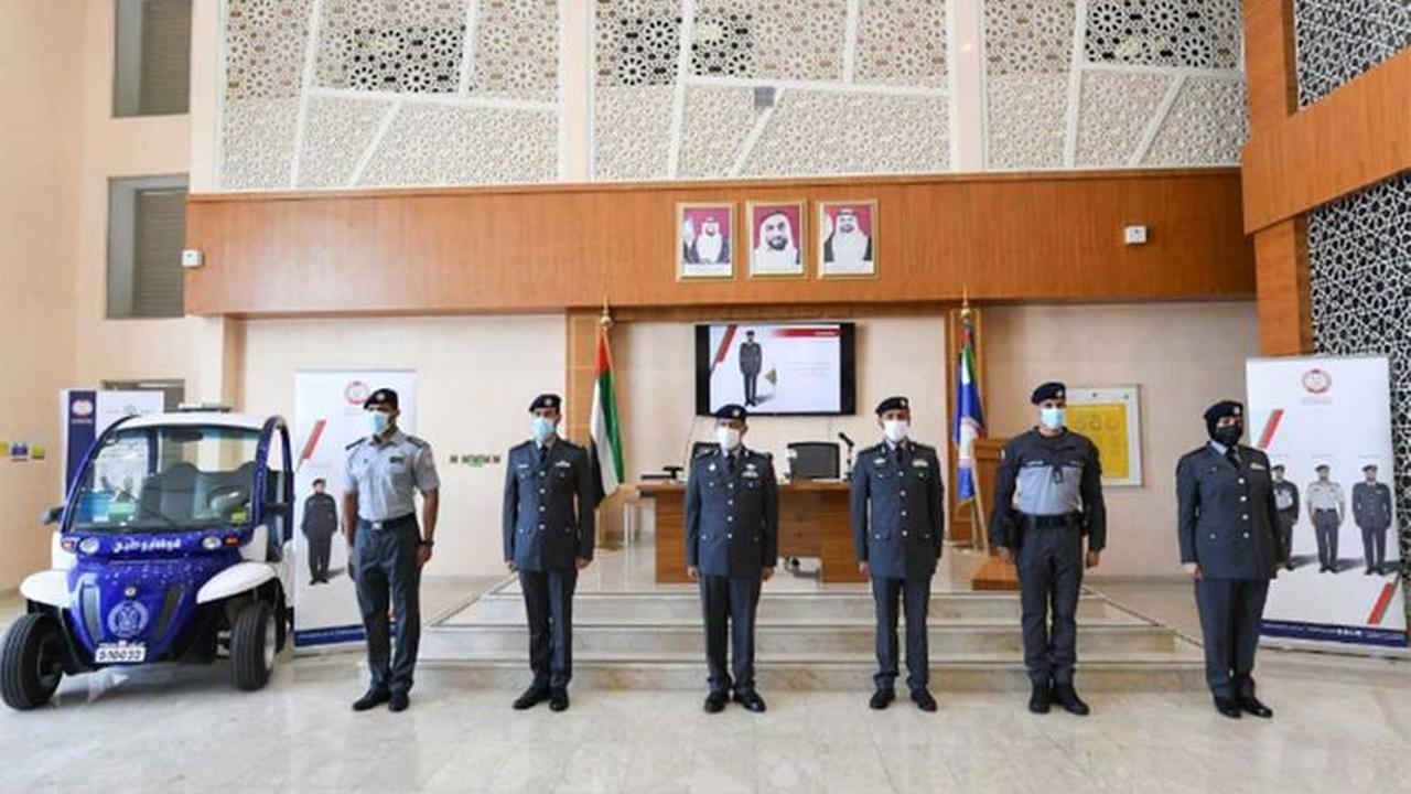 Abu Dhabi Police unveil new uniforms for its personnel from January 1, 2021
