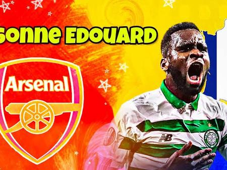 Arsenal are Hoping to Convince Odsonne Edouard to Join Them Instead of Leicester This Summer