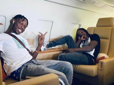 Naira Marley Accuses Turkish Airline of Racism, The Airline Hits Back With A Response