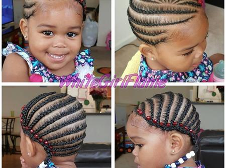 Mothers, Make Your Little Princess Happy With Any Of These Beautiful Hair Styles
