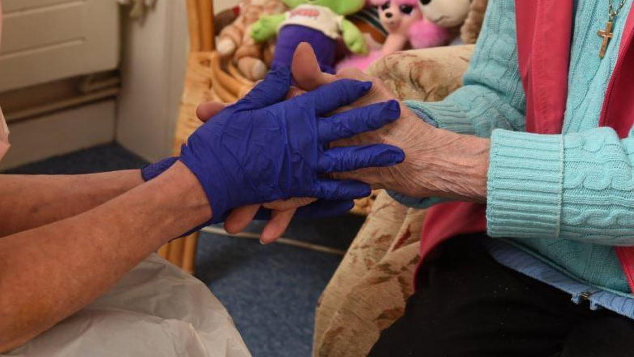 Restrictions on over-65s making visits out of care homes dropped from guidance