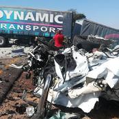 Read: Horror Accident In Mpumalanga Left Three Dead