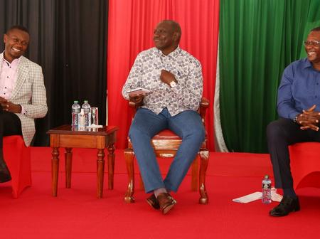 DP Ruto Meets 400 Leaders From Nyanza -PHOTOS