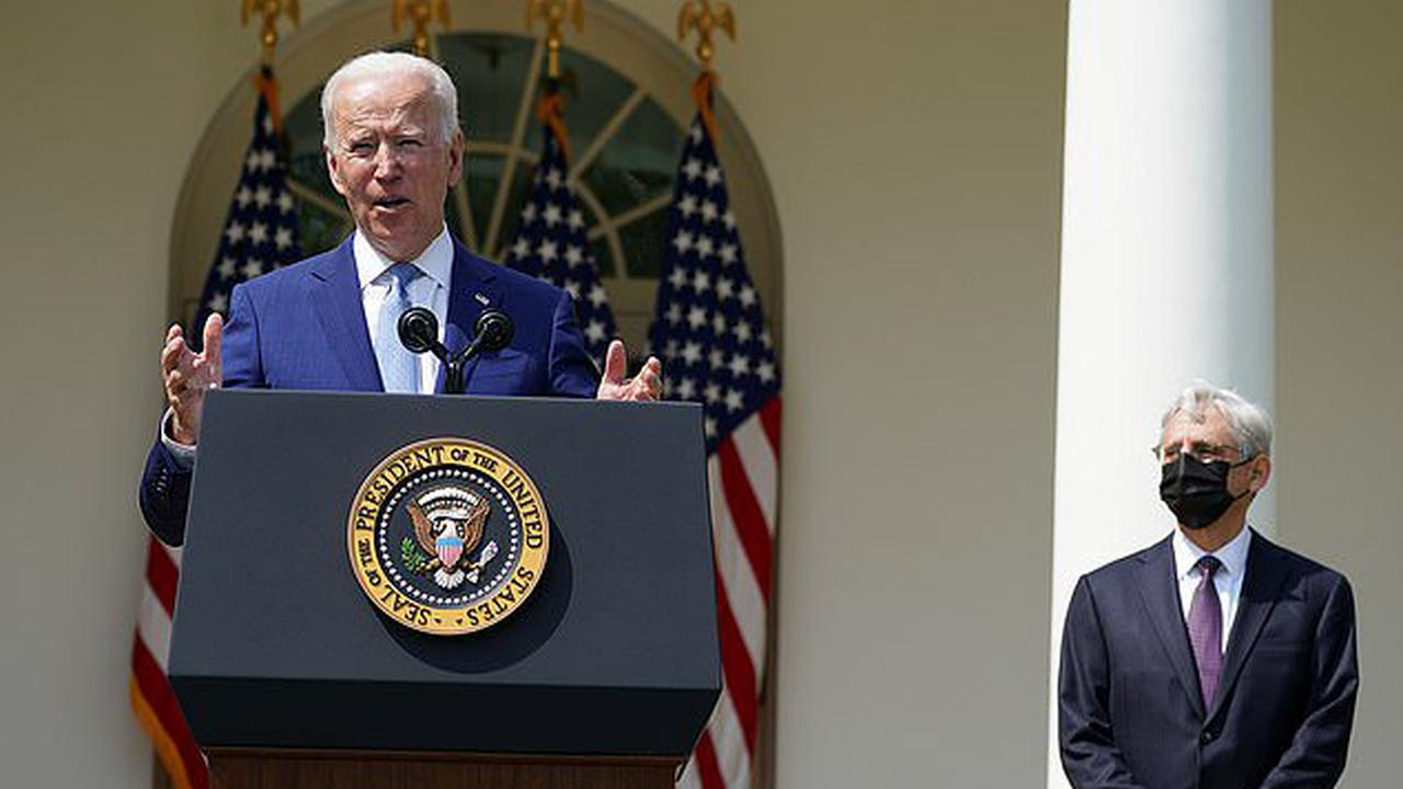 Republicans threaten to SUE Biden over executive actions on guns and accuse him of hypocrisy for pushing more background checks after Hunter 'lied' on his to get a firearm
