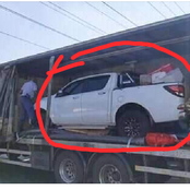 Vehicles Smuggling By Foreigners Have Allegedly Taken a New Dimension — See Photos