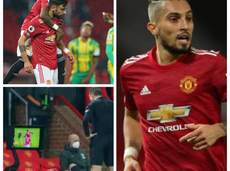 3 Things we learnt as Manchester United thrashed West Brom 1-0 at Old Trafford.