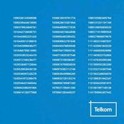 Free Airtime on Telkom.