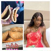 See what a lady noticed in the meat pie she bought prompting her to want to take legal actions. (reactions)