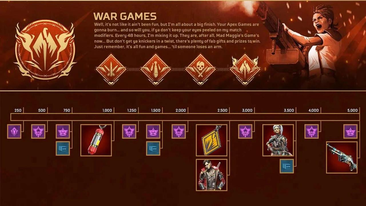 Apex Legends War Games Event Leaked
