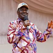 How Raila Odinga Managed To Sweet Talk Amason Kingi In Kilifi