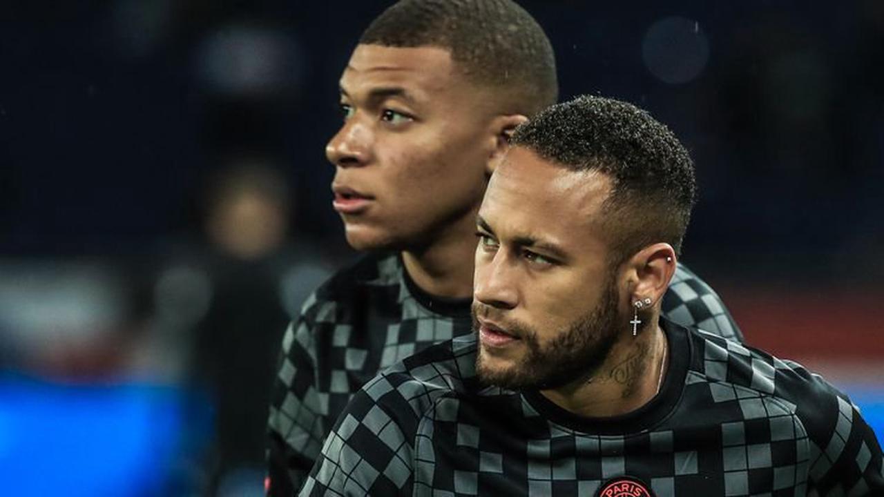 Ligue des champions : Neymar et Kylian Mbappé, une entente à retrouver face à Manchester City