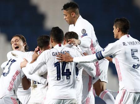 Real Madrid set a new historic record