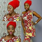 Cute Ankara Styles Look Book for ladies and students.