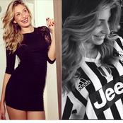 Take A Look At The Top Five Beautiful Daughters Of The famous Footballers.