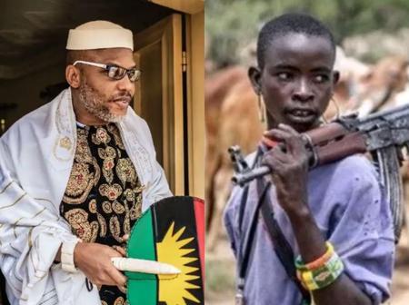 Biafran: IPOB NOT Against Hausa, We Admire and Respect Them - Nnamdi Kanu