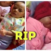 See more pictures of the baby who died after doctors allegedly neglected the mother's complains