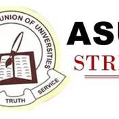 Breaking: ASUU Gives Condition To Call Off Strike