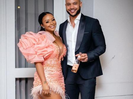 Mzansi reactions to Boity and Anton instagram pictures looking like a goal couple.read comments