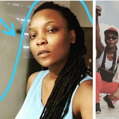 """""""Please Pray For Her""""- See What Dj Switch Did at Toll Gate That Might Put Her in Trouble"""