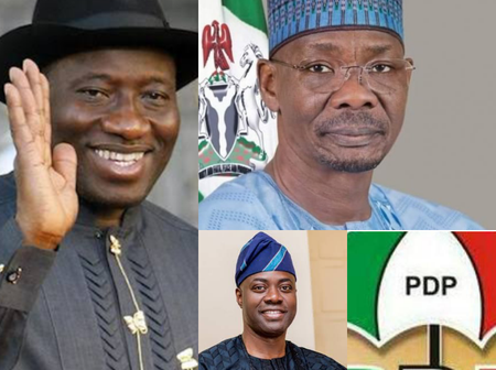 Today's Headlines: PDP Endorses A Prominent Politician, Goodluck Jonathan Sends Message To Christian