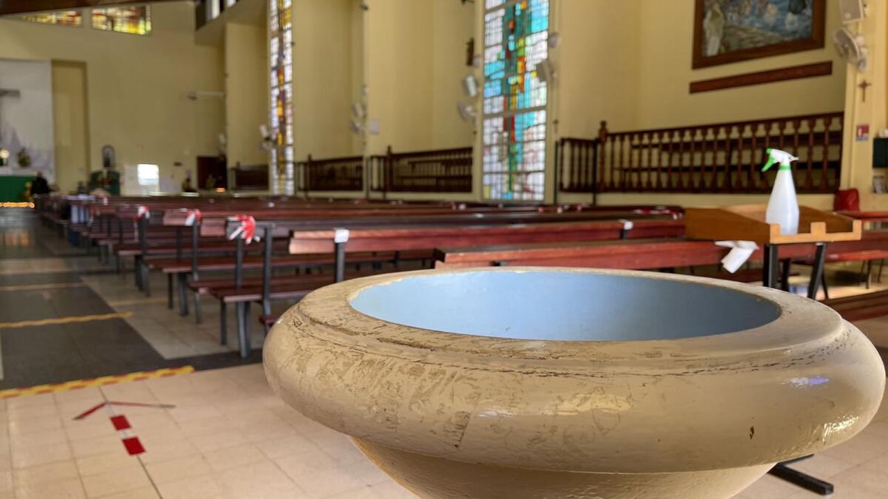Une fidèle agressée aux abords de l'église de St André