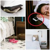 5 unlucky things you keep next to head side while you sleep that can lead to money loss.[Opinion]