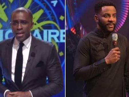 Frank Edoho replies a fan who asked him to replace Ebuka as the BBN show host this year