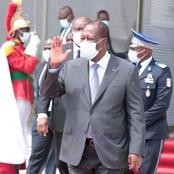 Brillamment élu le 31 octobre 2020, Alassane Ouattara est satisfait du premier mois de son mandat