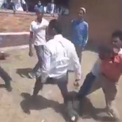 School Turns Into War Zone: WC Learners Gangs Exchange Blows In A Violent Fight