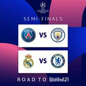 Who Will Reach The Finals In Istanbul?
