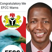 EFCC Gives Reasons Why Their Newly-Elected Chairman Should Not be Congratulated Again