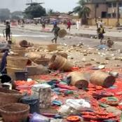Northern traders and farmers cries out as blockade of food stuffs to Southern Nigeria continues