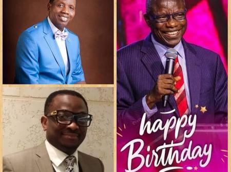 Pastor Ayo Akerele Celebrates Bishop Francis Wale Oke, Reveals What Pastor Adeboye Said About Him