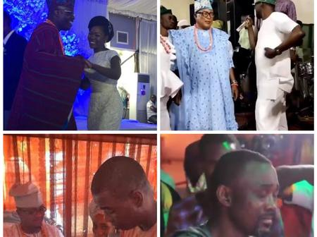 Photos of Kollington, K1, Ayuba And Pasuma At Their Daughters's Wedding Ceremonies