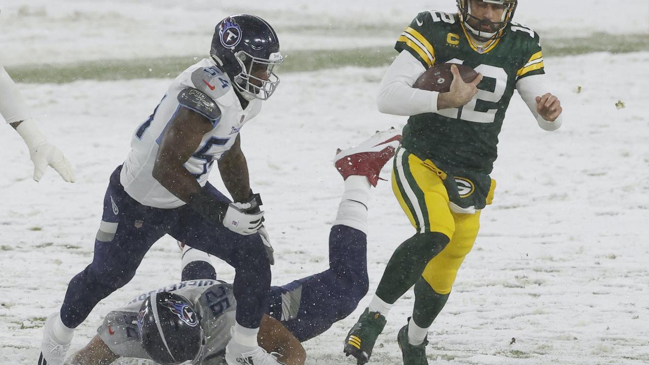 Packers move up in Mark Craig's Week 17 NFL Power Rankings