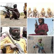 See Disturbing Photos Of Innocent Children Recruited And Used By Boko Haram