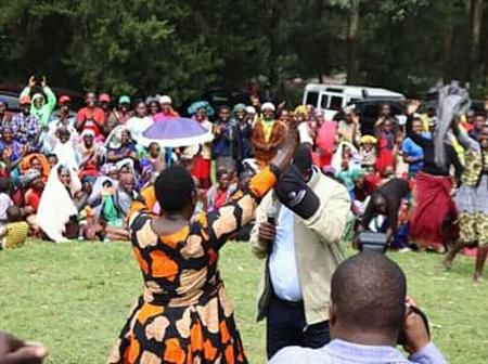 Bomet County: Blow To Raila As Key Politician Ditches ODM For Dp Ruto's Camp Ahead Of 2022 Polls