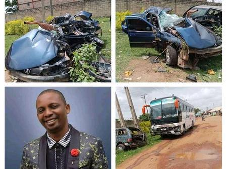 The Popular Radio Presenter That Died Yesterday, See His Photos And What Osun State Government Said