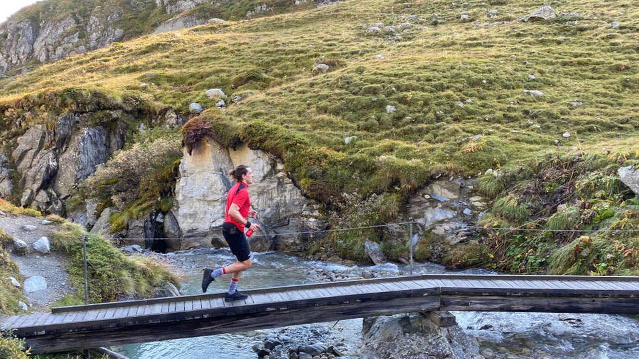 Forget winter sports - a trail running trip to Verbier makes for an exhilarating thrill ride